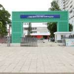 Công trình: Trường trung học thực hành Sài Gòn, số 220 Trần Bình Trọng, phường 4, quận 5, Thành phố Hồ Chí Minh