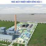 Công trình: Nhà máy nhiệt điện Sông Hậu (Huyện Châu Thành – Tỉnh Hậu Giang)